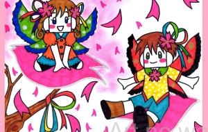 桜舞い散る - TOMO