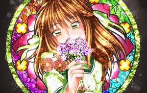 蓮の花 - シカ
