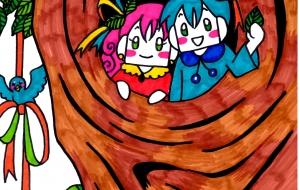 木の妖精 - TOMO