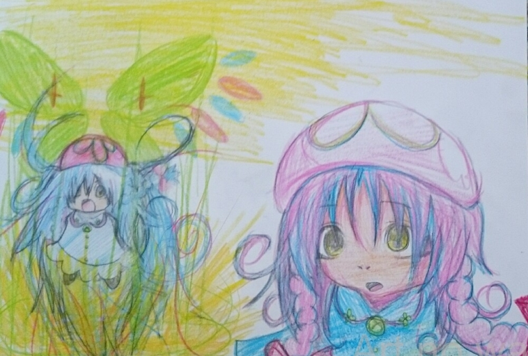 船員04.くらりんちゃん