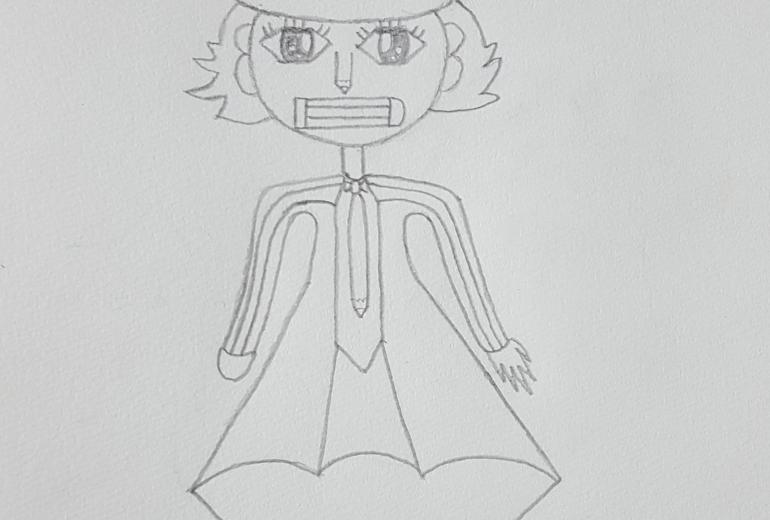 ブリキのキャラクター