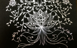 銀色の蓮 - jun