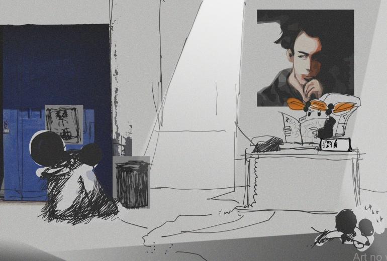 あたしのオフィス