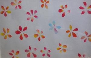 春の花 - 新井真