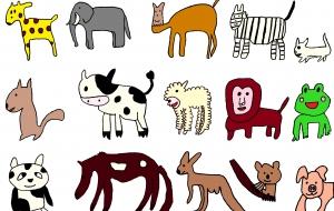 動物15種 - MAYA