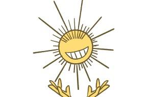 太陽 - のんさん@画伯