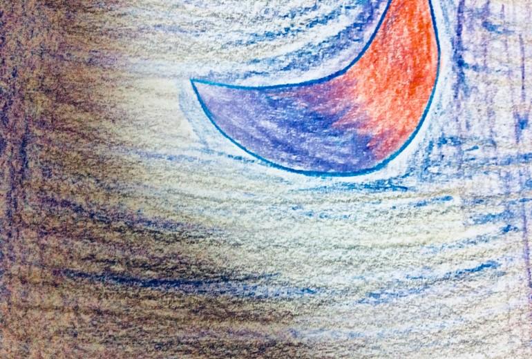 憎悪と哀しみの月