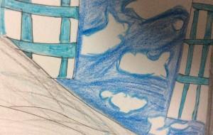 揺れるカーテンの向こう側 - 水樹