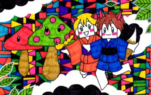 妖怪たちの宴 - TOMO