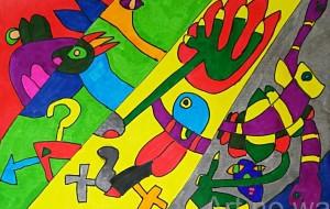 五色の世界 - 田中郷