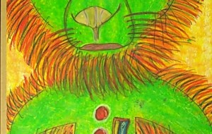 緑のライオン - 田中郷