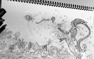 妖精の戯れ - juz