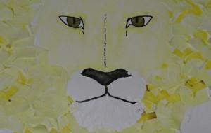 銀杏のライオン - 天狗