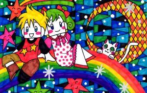 夜にかかる虹 - TOMO