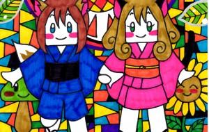 妖怪たちの散歩 - TOMO