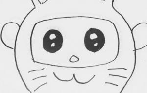 太っちょ猫 - ワイルドサイレントウルフ