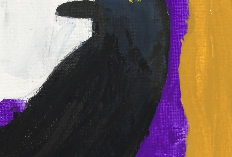 A crow 2