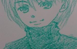 微笑む男の子 - ジル
