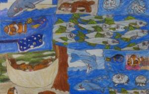 水族館の生き物たち - SAYAKA