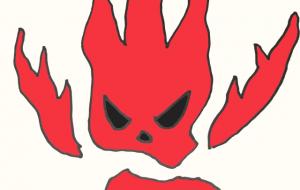 火の用心 - ワイルドサイレントウルフ