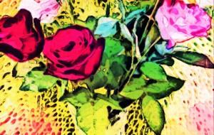 薔薇の香り - 相田朋子