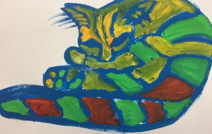 眠り猫 - daisuke