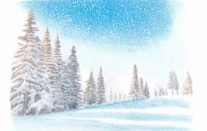 雪景色 - cocoa float