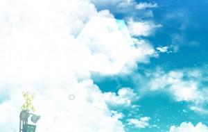 青空 - シカ