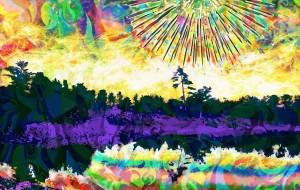 The Black Firework - 山下重人