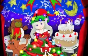 おきものたちのクリスマス - ショウヘイ