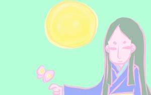 月からの便り - 西原永恵