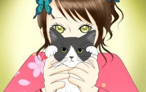 猫と私 - Rena
