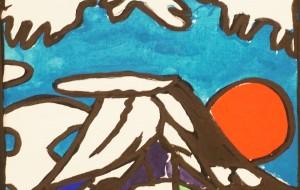 NO65 2019_瀬戸弌 - 第3回鶴ヶ島市立中央図書館 「障がい者アート絵画展」2019