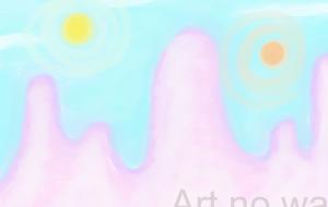 光と光は月と陽 - 西原永恵