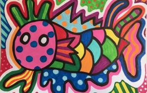 進化する魚 - kou kisaragi