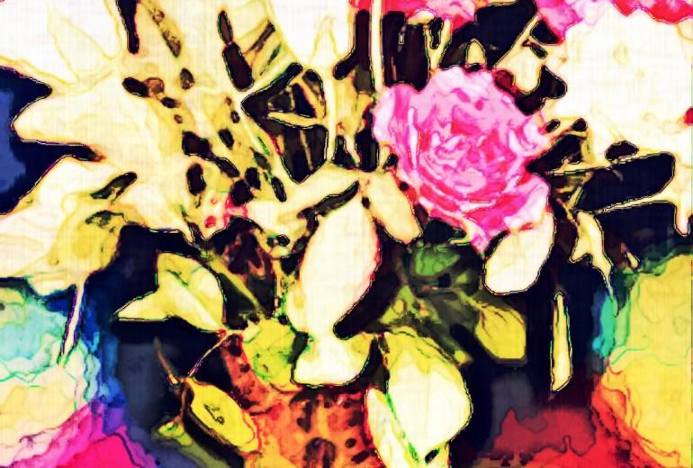 花達の会話