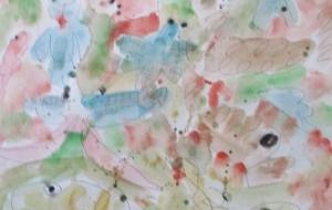 夢の中で描いた絵 - マサミ