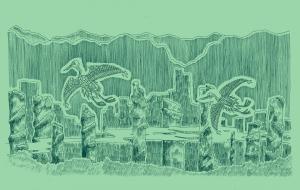 山より出づる鳥の島 - 高森 圭