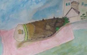 筍のある景色 - マサミ
