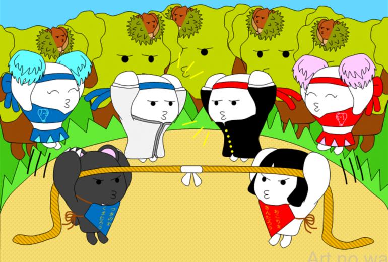「日本昔話&世界の童話セレクション」9月 あしがら山の運動会~金太郎~