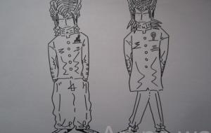 信男と吉男。 - 神徳竜輝