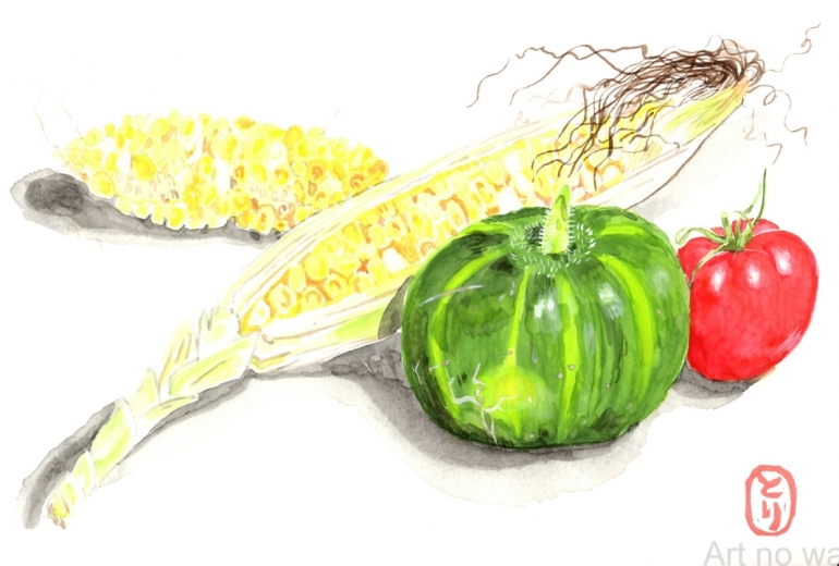 夏野菜その1