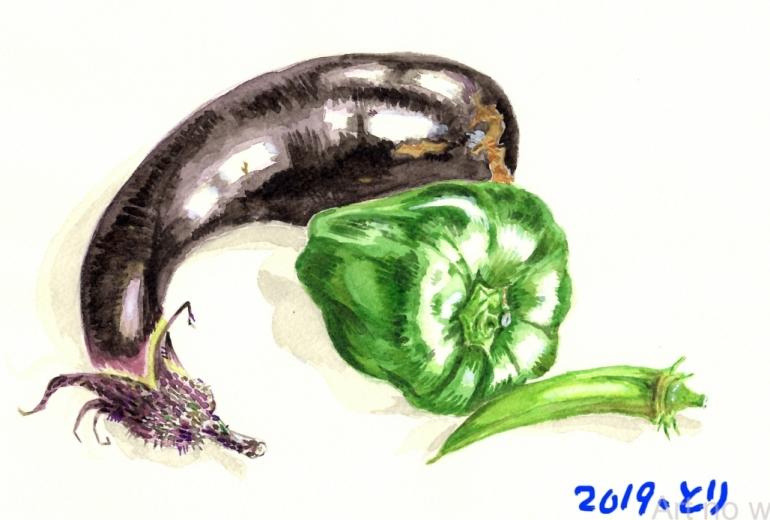 夏野菜その2