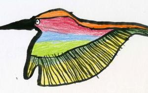 虹色の鳥 - Syo-ta