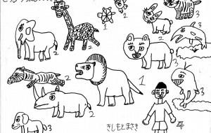 動物たち1 - Kenshiro