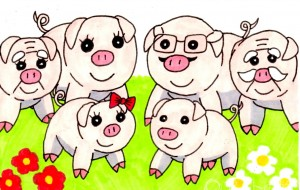 豚の家族 - Takeshi