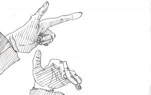 指差し - Takeshi
