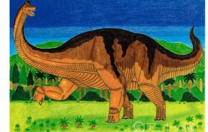 ブラキオサウルス - Yossie