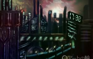 scifi city - 24