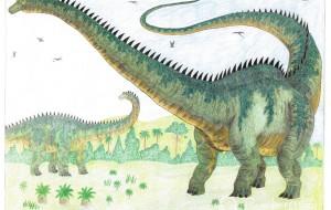 セイスモサウルス - Yossie
